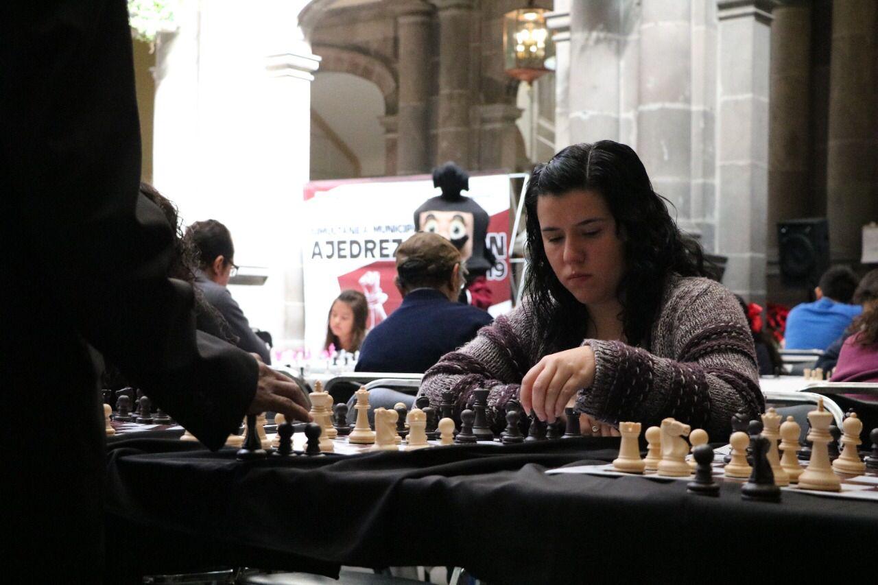 Ayuntamiento de Puebla convoca a torneo de ajedrez rápido