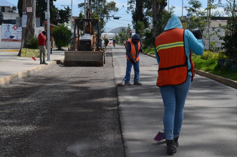 Invierte Ciudad de Puebla más de 2 mil millones en obra pública a lo largo de 3 años de administración claudista