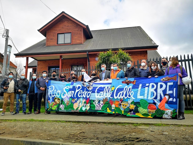 Presentan argumentos ante SEA contra proyecto hidroeléctrico San Pedro de Colbún