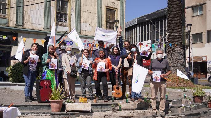 Dirigenta socio ambiental Ximena Ugalde lanza candidatura al Consejo Regional por las comunas de Juan Fernández, Casablanca y Valparaíso