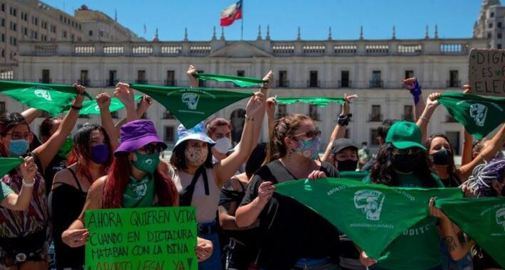 Cámara aprobó en general despenalización del aborto hasta las 14 semanas de gestación