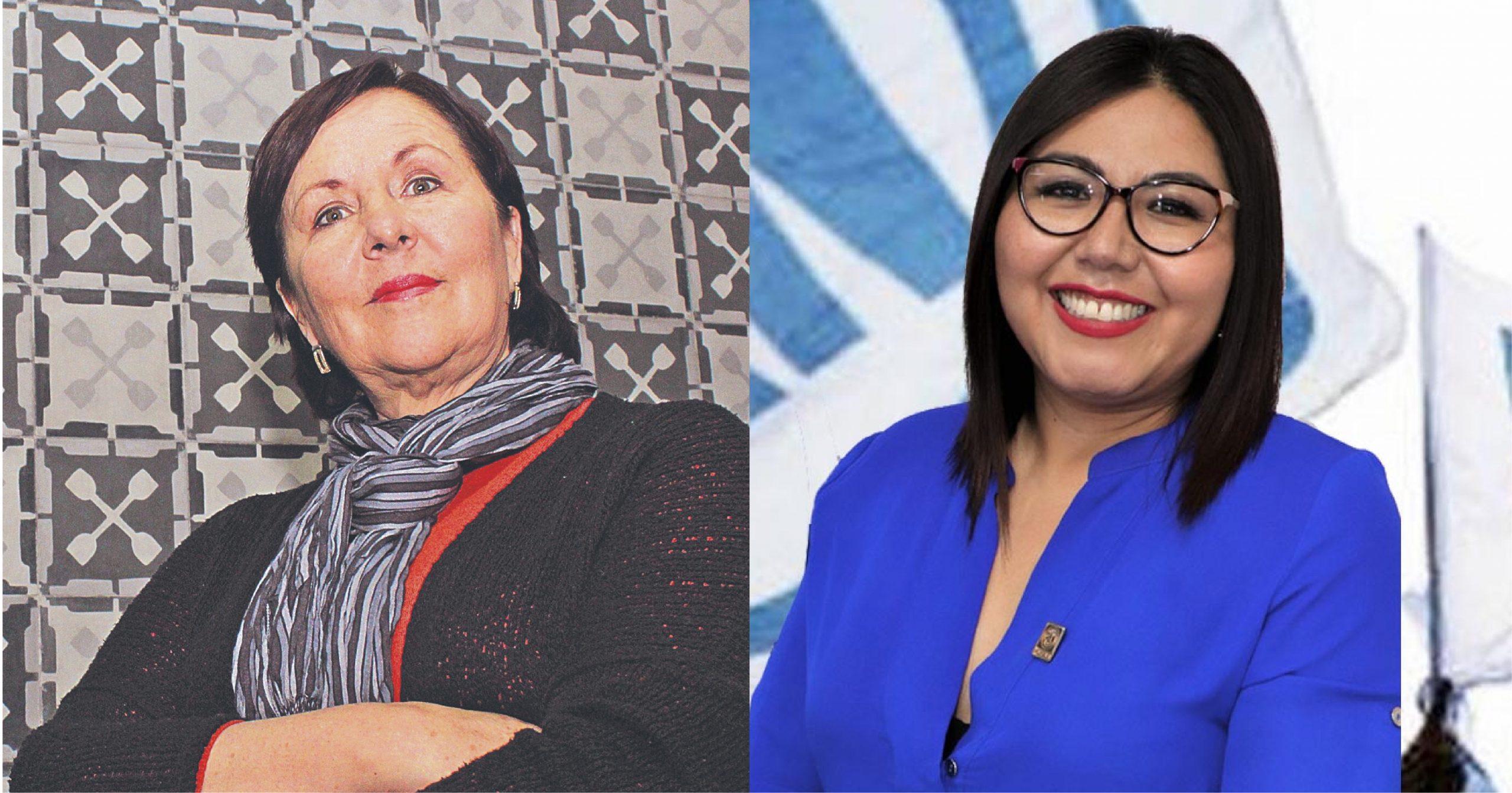 Aranda y Huerta, militantes fuertes rumbo a la dirigencia del PAN Puebla
