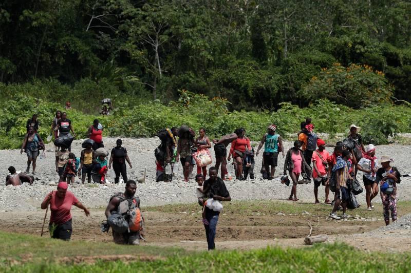 Panamá acusa a Colombia de incumplir acuerdos de control migratorio en la frontera