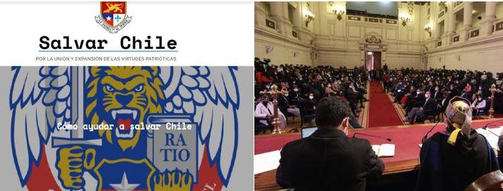 «Salvar Chile»: La operación de la extrema derecha contra el proceso democrático constituyente