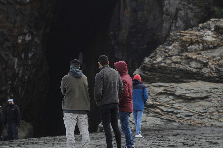 Armada y Bomberos trabajarán hasta el viernes: Fiscalía pone fin a búsqueda oficial de jóvenes extraviados en Cobquecura