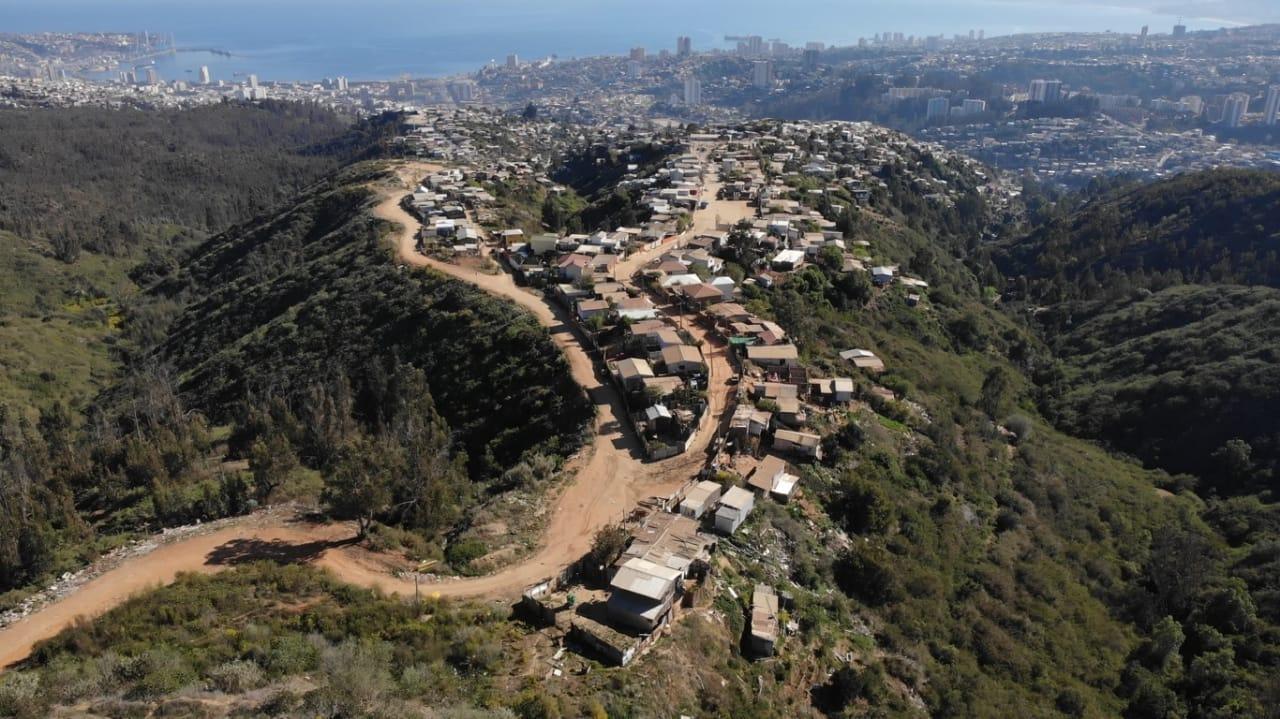 «¡Exigimos diálogo!» Campamentos rechazan «ley maldita» que da penas de cárcel a personas que se apropien de terrenos