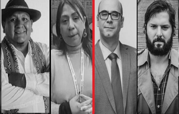 Críticas de escaños reservados de Pueblos Originarios a constituyentes FA salpica a Gabriel Boric