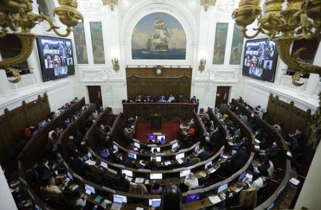 Resumen: La novena semana de la Convención Constitucional
