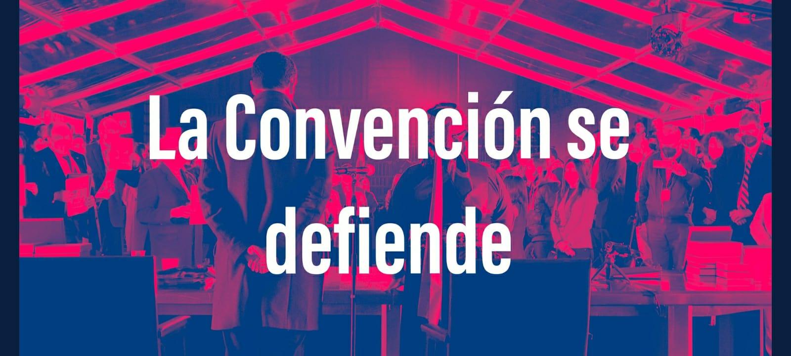 Constituyentes defienden a la CC de ataques de la derecha y aseguran que seguirán adelante para proteger la dignidad y derechos del pueblo