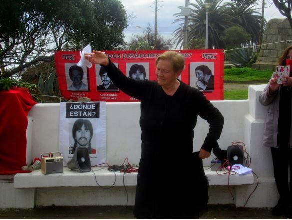 Gritos del mar: Homenaje en Valparaíso a los últimos cinco compañeros detenidos desaparecidos en dictadura