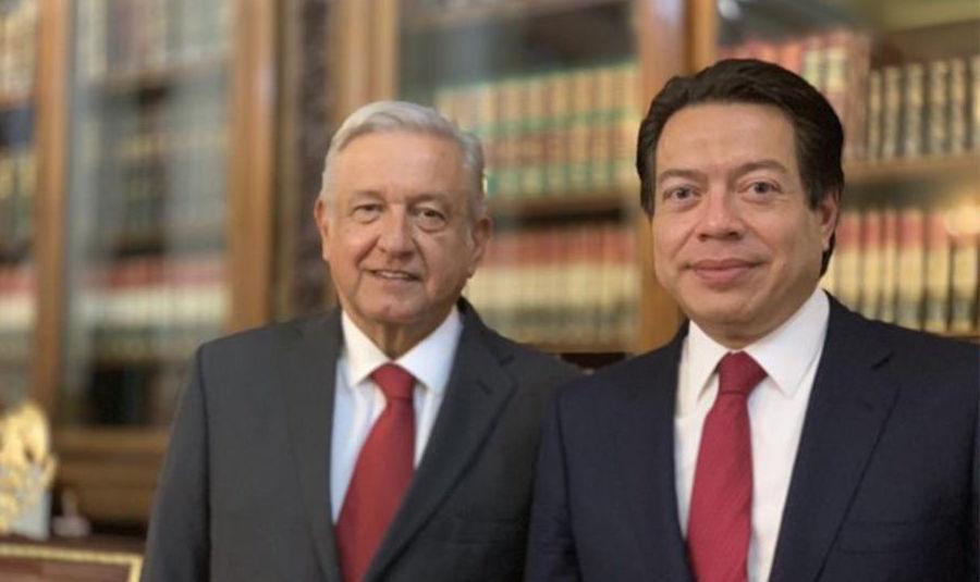 Llama Delgado a una alianza popular para ratificar mandato de AMLO