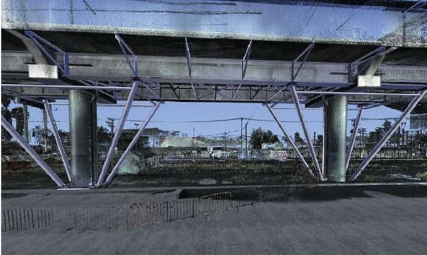 Gobierno capitalino muestra trabes reforzadas para Línea 12 del Metro