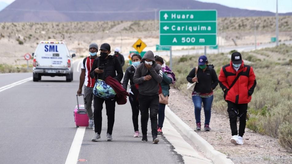 INDH pide al Gobierno que no se expulse a migrantes sin un análisis previo de cada situación