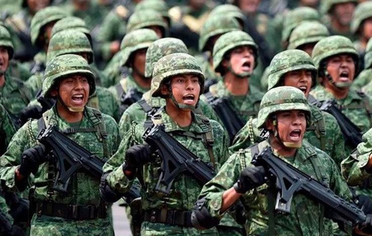 Tropas de la Zona Militar recorrerán el Centro Histórico