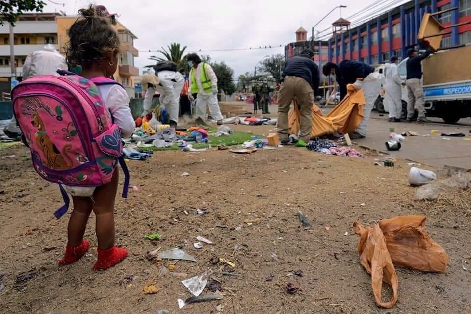 Organizaciones de migrantes en Tarapacá: Se requiere con urgencia una respuesta humanitaria y no la barbarie y xenofobia que impulsa el Gobierno