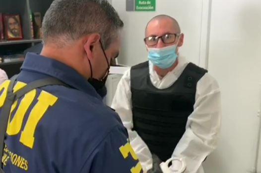 Equipo jurídico de Raúl Escobar Poblete denuncia extradición ilegal, violaciones a DDHH y montaje