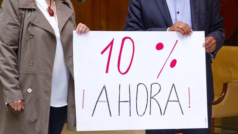 Decidido a bloquear el proyecto, Gobierno pone discusión inmediata al cuarto retiro del 10%