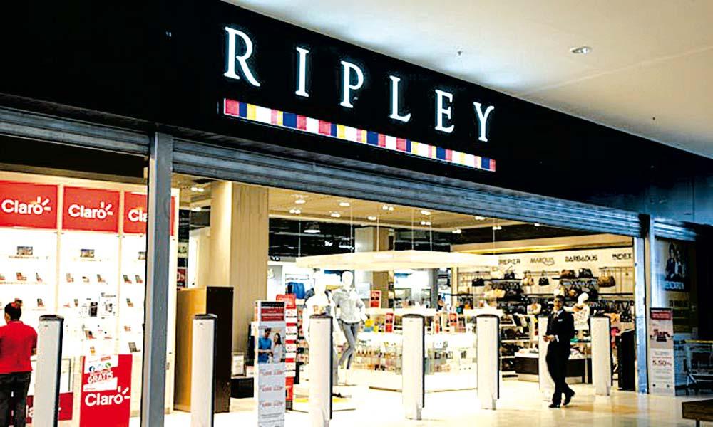 Municipalidad de Recoleta demanda a Ripley por 1.800 millones en deuda de patente comercial