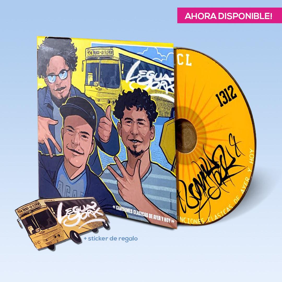 Legua York celebra 24 años con disco recopilatorio