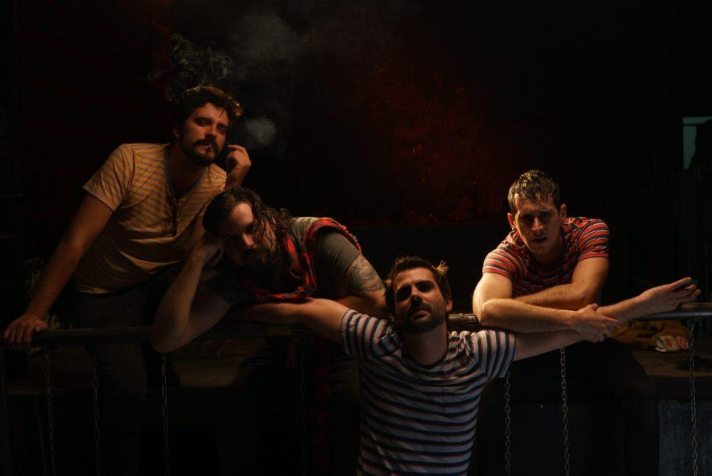 Témpera regresa a los escenarios con show en Bar de René