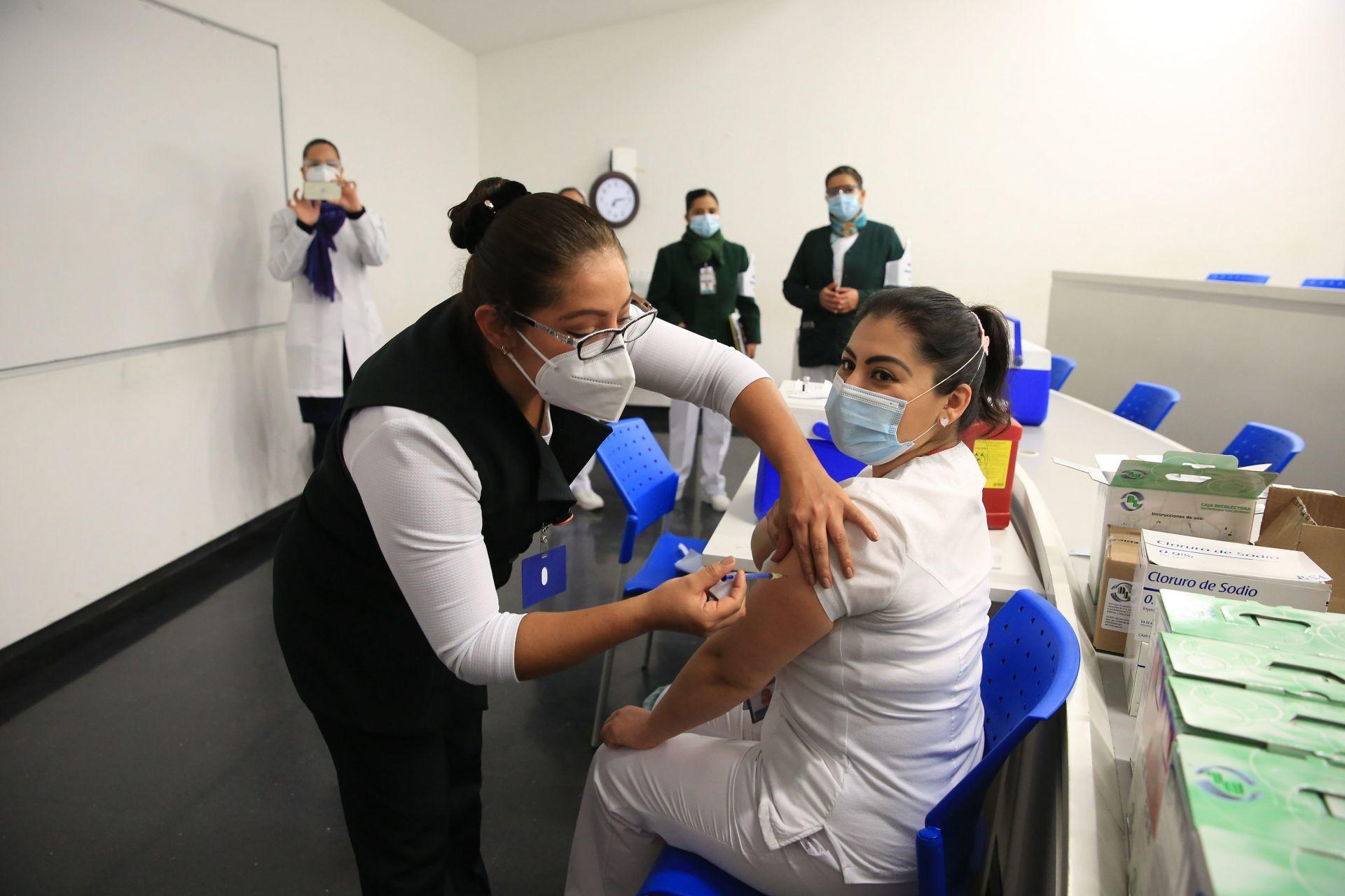 Más de 88 millones de vacunas antiCovid aplicadas en México