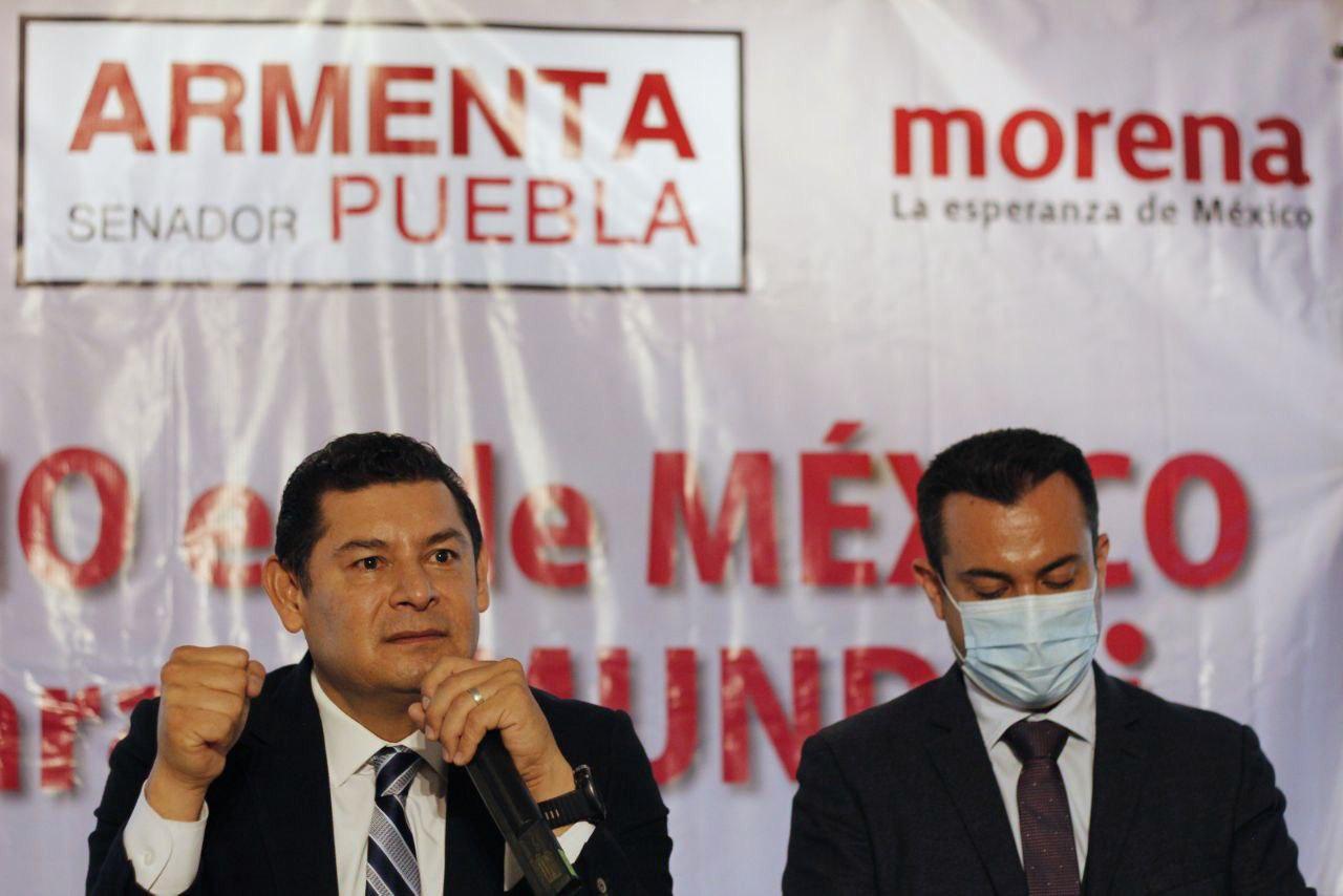Recursos naturales deben servirle al país, sin expropiarle a nadie: Alejandro Armenta Mier