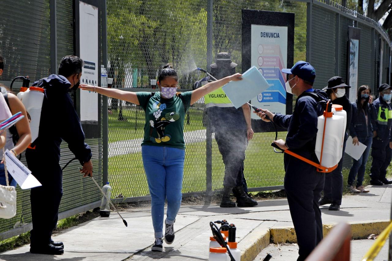 COVID-19: estado de Puebla rebasa los 120 mil contagios