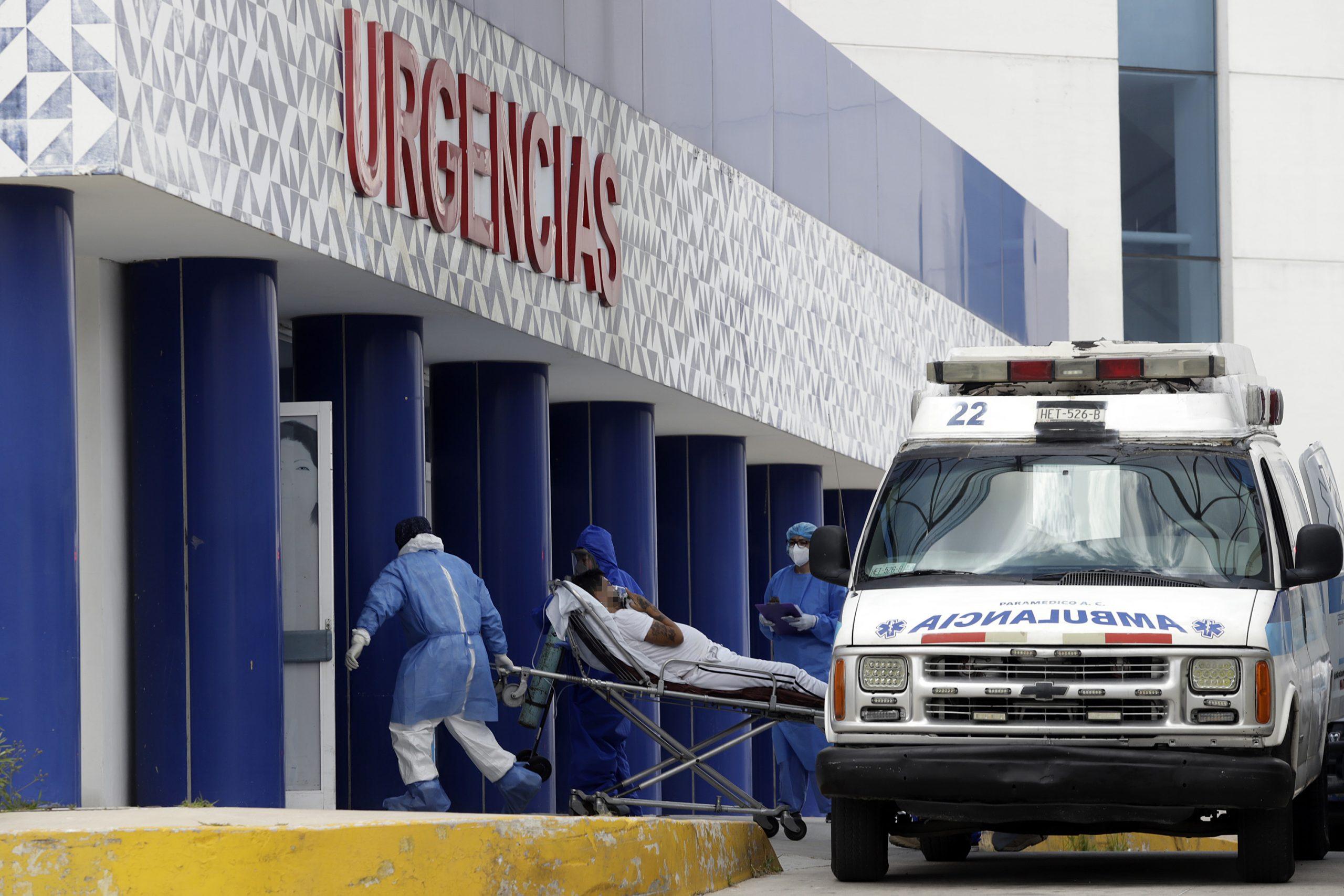 Alistan desconversión de hospitales COVID en Puebla