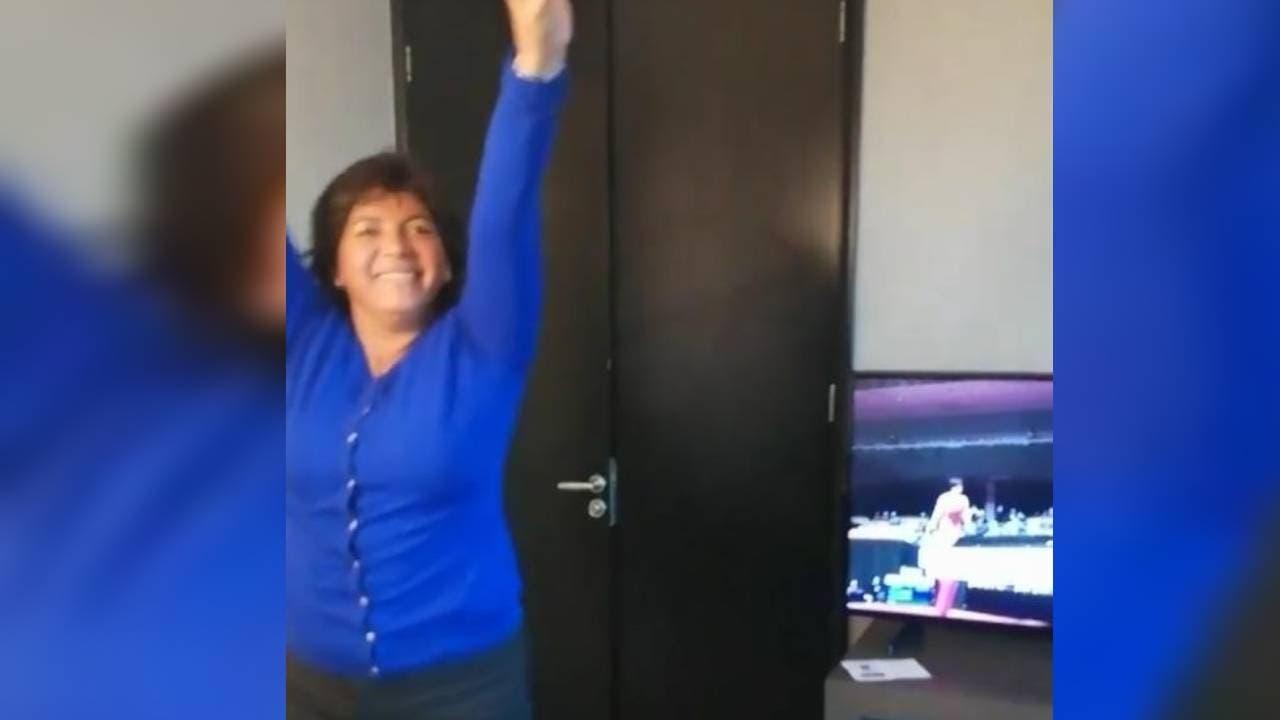 Destacada gimnasta Nadia Comaneci elogia pirueta de candidata Yasna Provoste