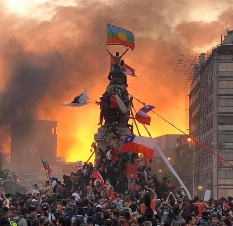 18 de octubre: La rebelión en Chile por justicia y dignidad