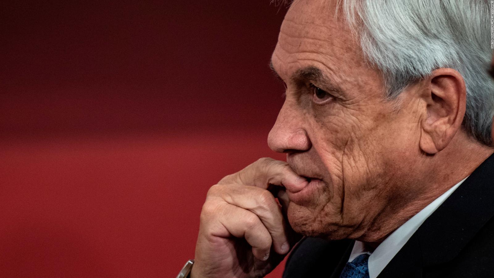 Acusación constitucional contra Piñera: Comisión revisora empezará a sesionar este martes en el Congreso