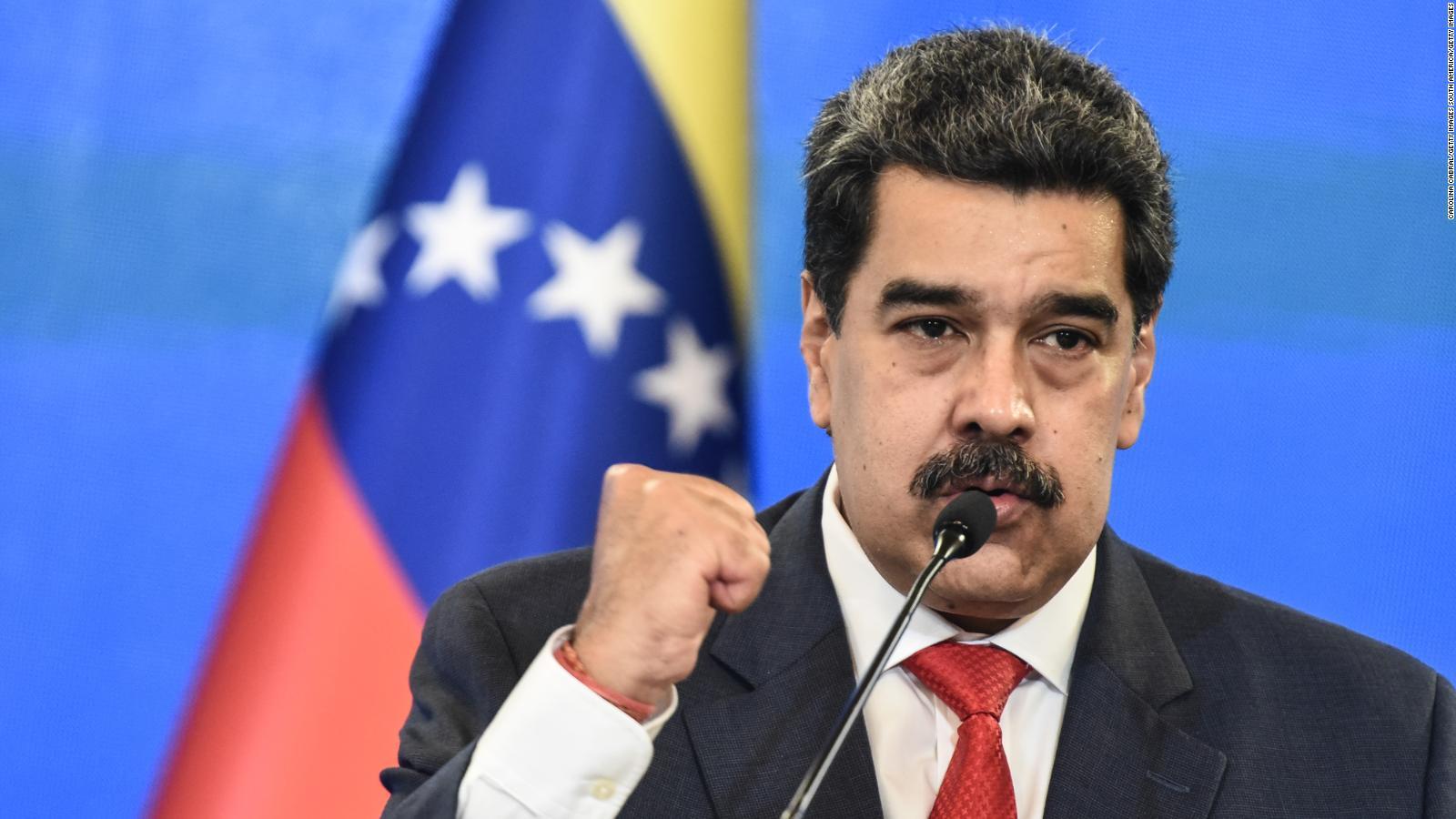 Nicolás Maduro exigió Justicia por asesinato de menores venezolanos en Colombia