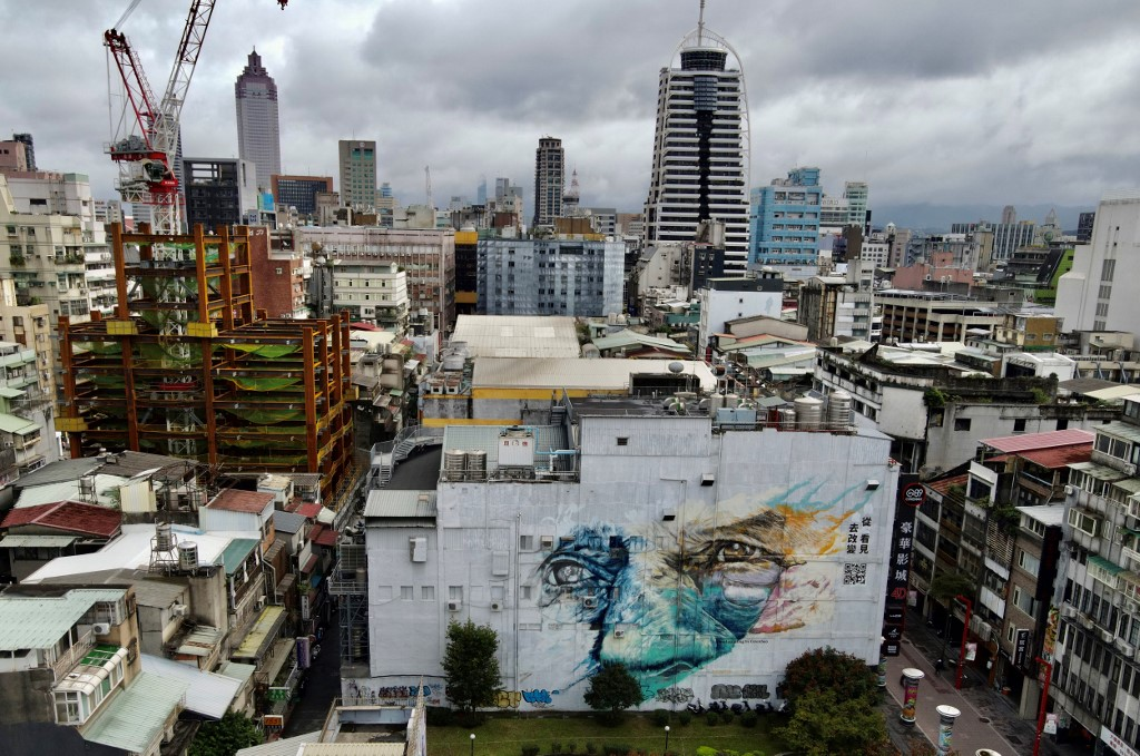 Sismo de magnitud 6,5 sacudió Taiwán