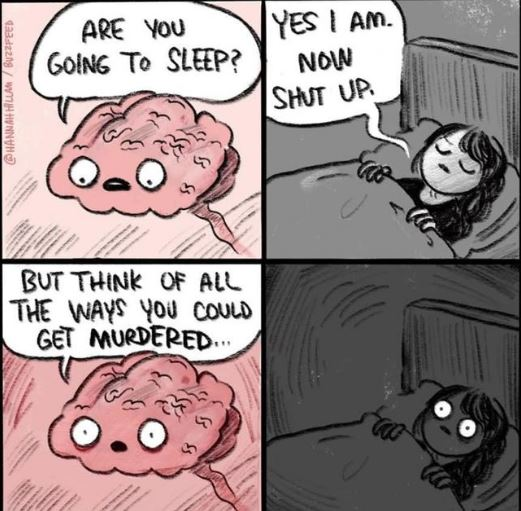 Are You Going to sleep