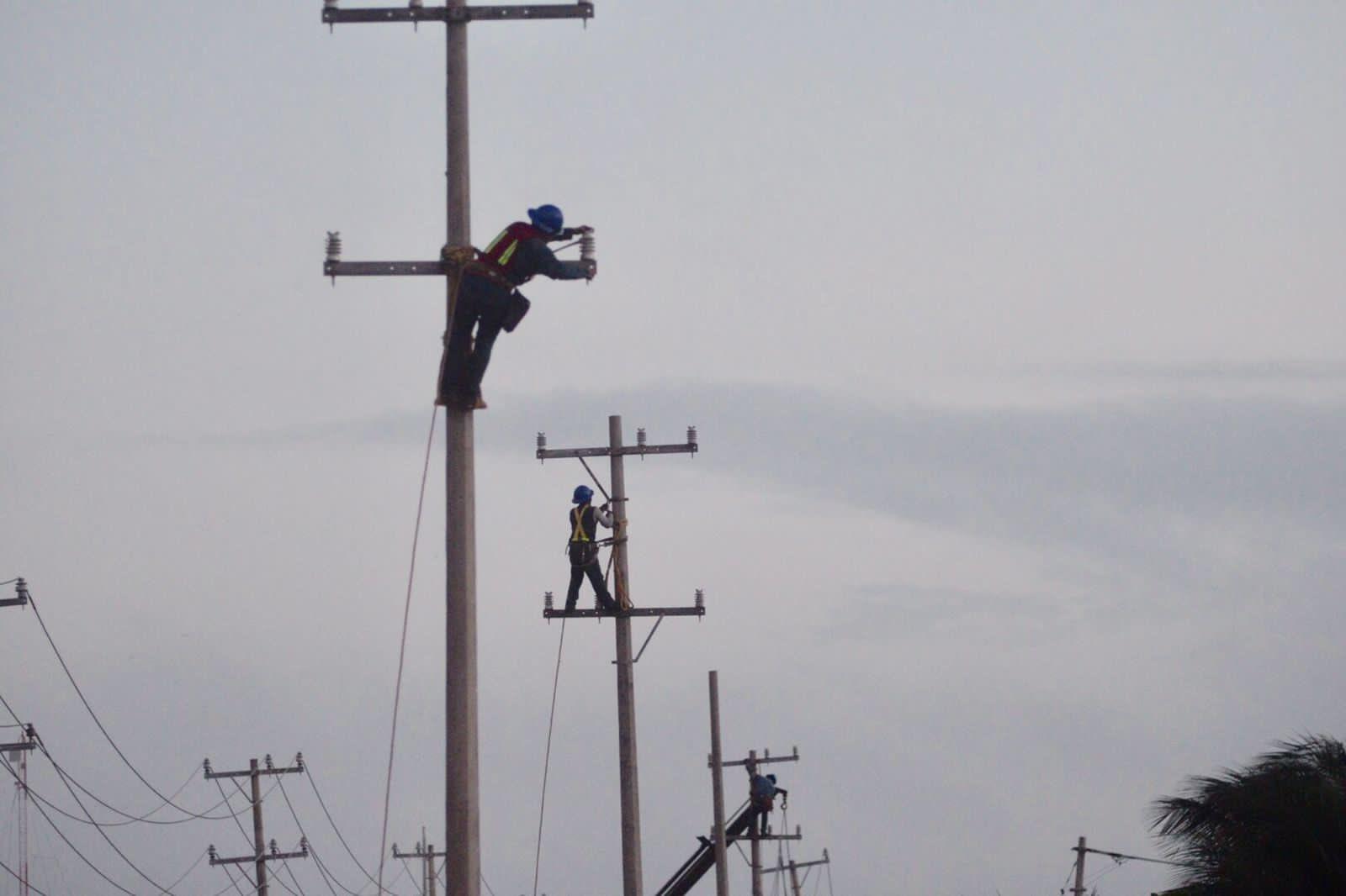Habrá electricidad, pero no en un régimen oligárquico: Manuel Bartlett