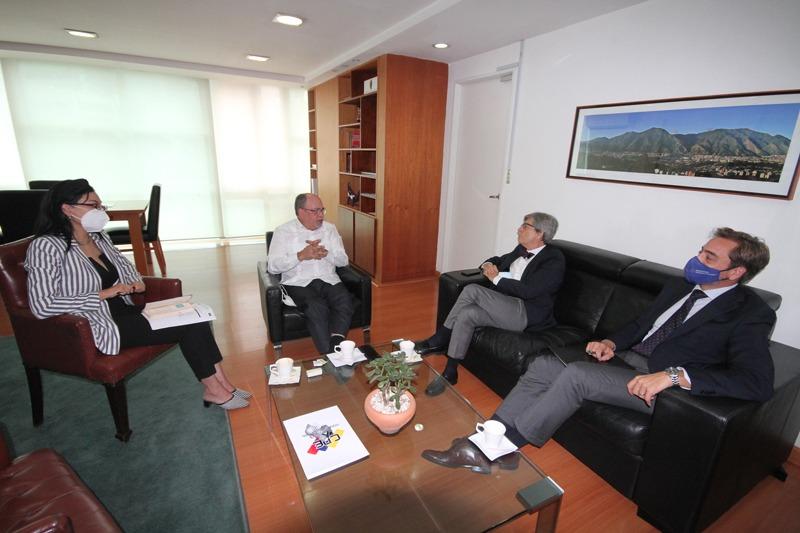 Presidente del CNE venezolano solicita una rectificación a Borrell por sus declaraciones