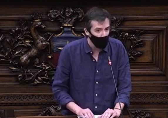 El relato de César Uribe en la Convención sobre los graves conflictos socio ambientales en San Fabián de Alico – Ñuble