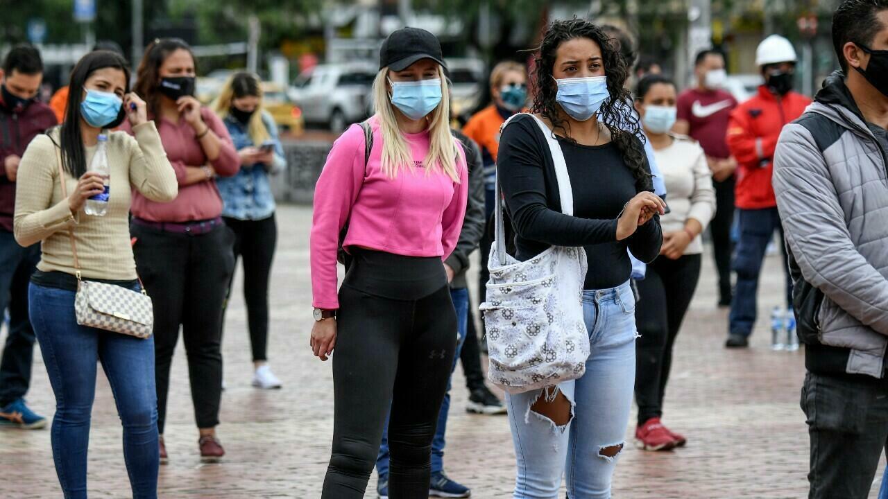 Ministerio de Salud de Colombia: en noviembre se podría presentar cuarto pico de la pandemia