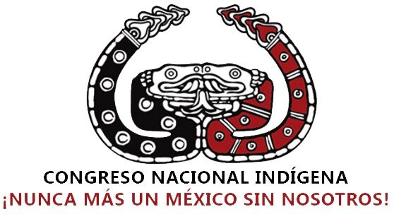 Congreso Nacional Indígena Escudo
