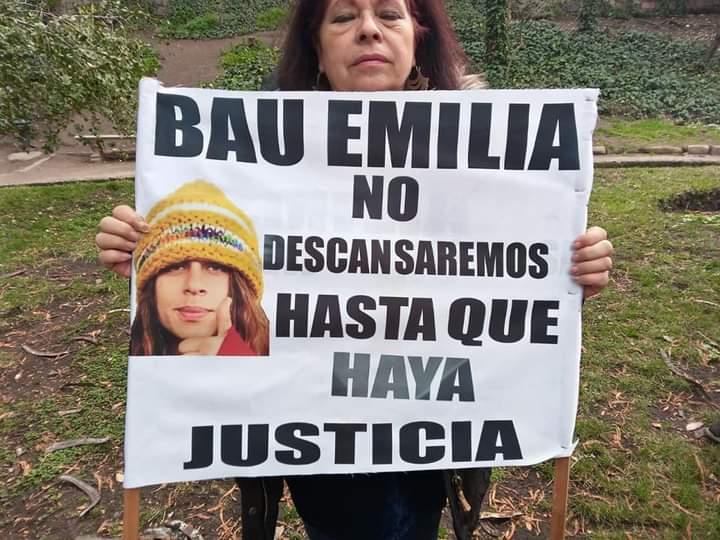 Entrevista a madre de Emilia Miren (BAU), la joven asesinada en Panguipulli en un conflicto inmobiliario de tierras
