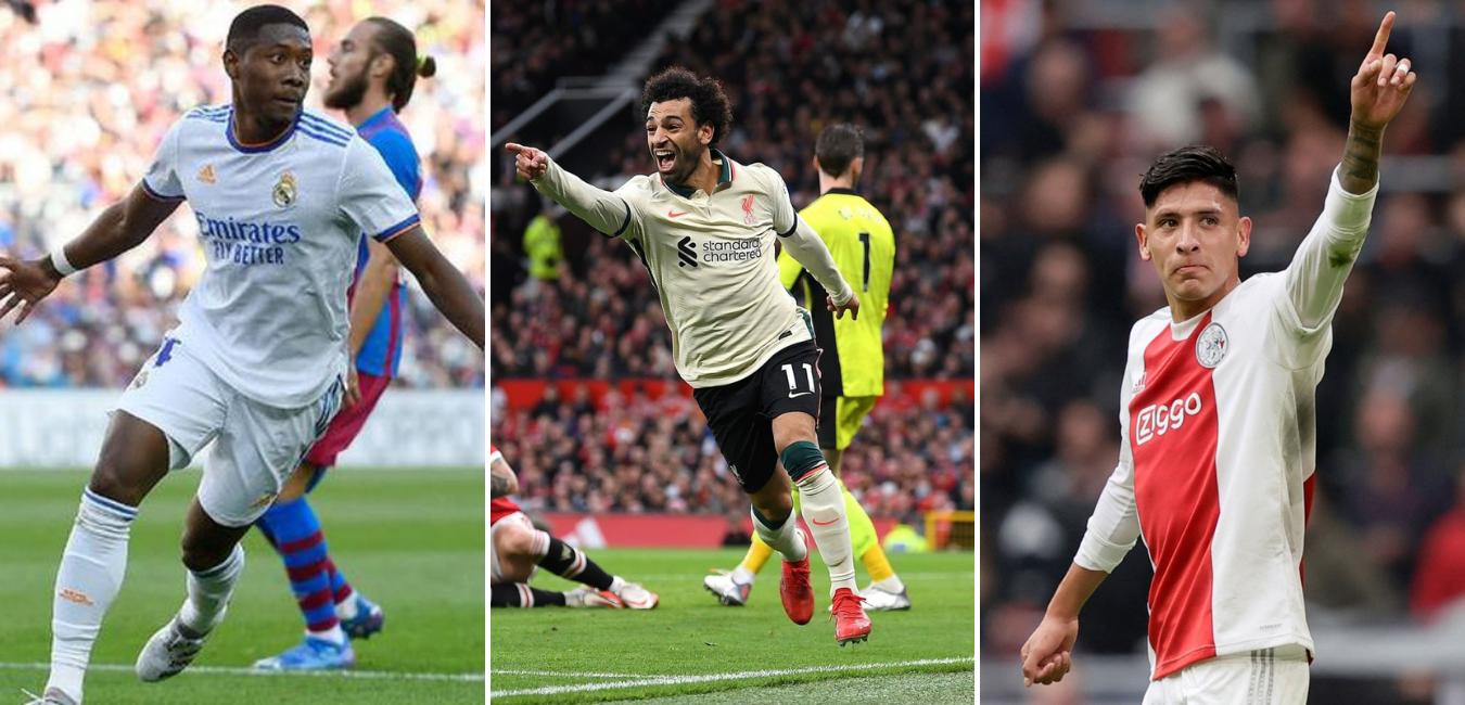 Domingo de clásicos: Real Madrid y Liverpool, los ganadores
