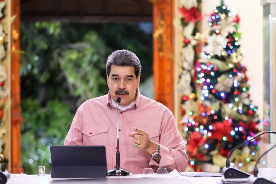 Venezuela condena secuestro del diplomático Alex Saab: salieron a las calles de Caracas