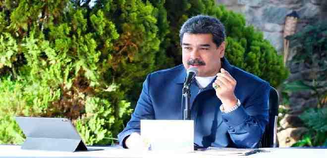 Presidente de Venezuela apoya iniciativa de Senado colombiano de normalizar relaciones diplomáticas y comerciales