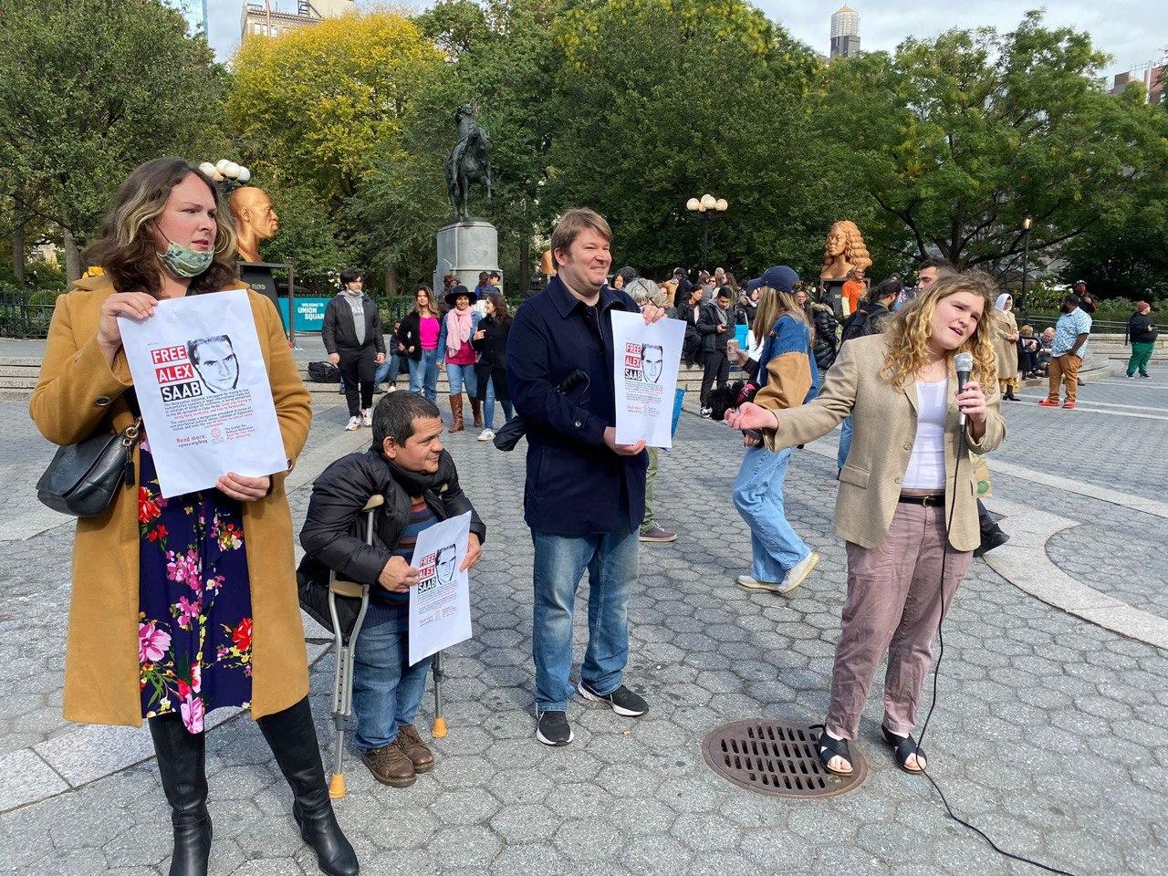 Activistas de derechos humanos de EE.UU. exigieron liberación de diplomático Alex Saab