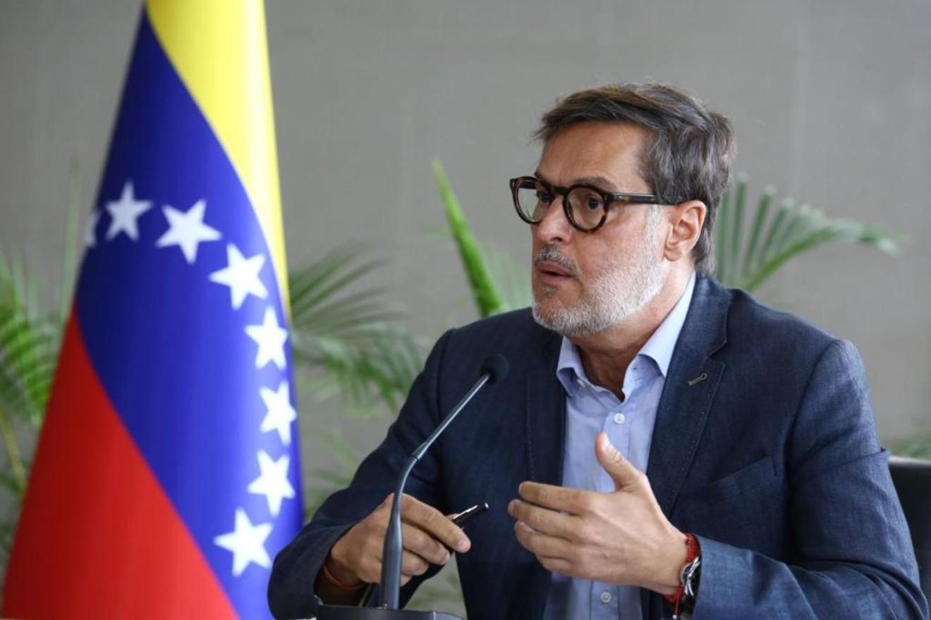Venezuela rechaza declaraciones del Portavoz del Departamento de Estado por secuestro de Alex Saab
