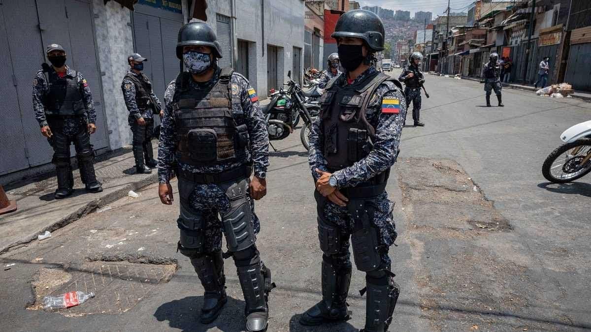 Policía venezolana afina estrategias para fortalecer su sistema integrado