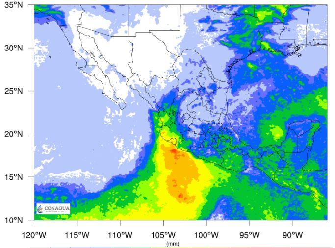 Si va a salir, no olvide el impermeable; Puebla espera lluvias durante las siguientes 48 horas
