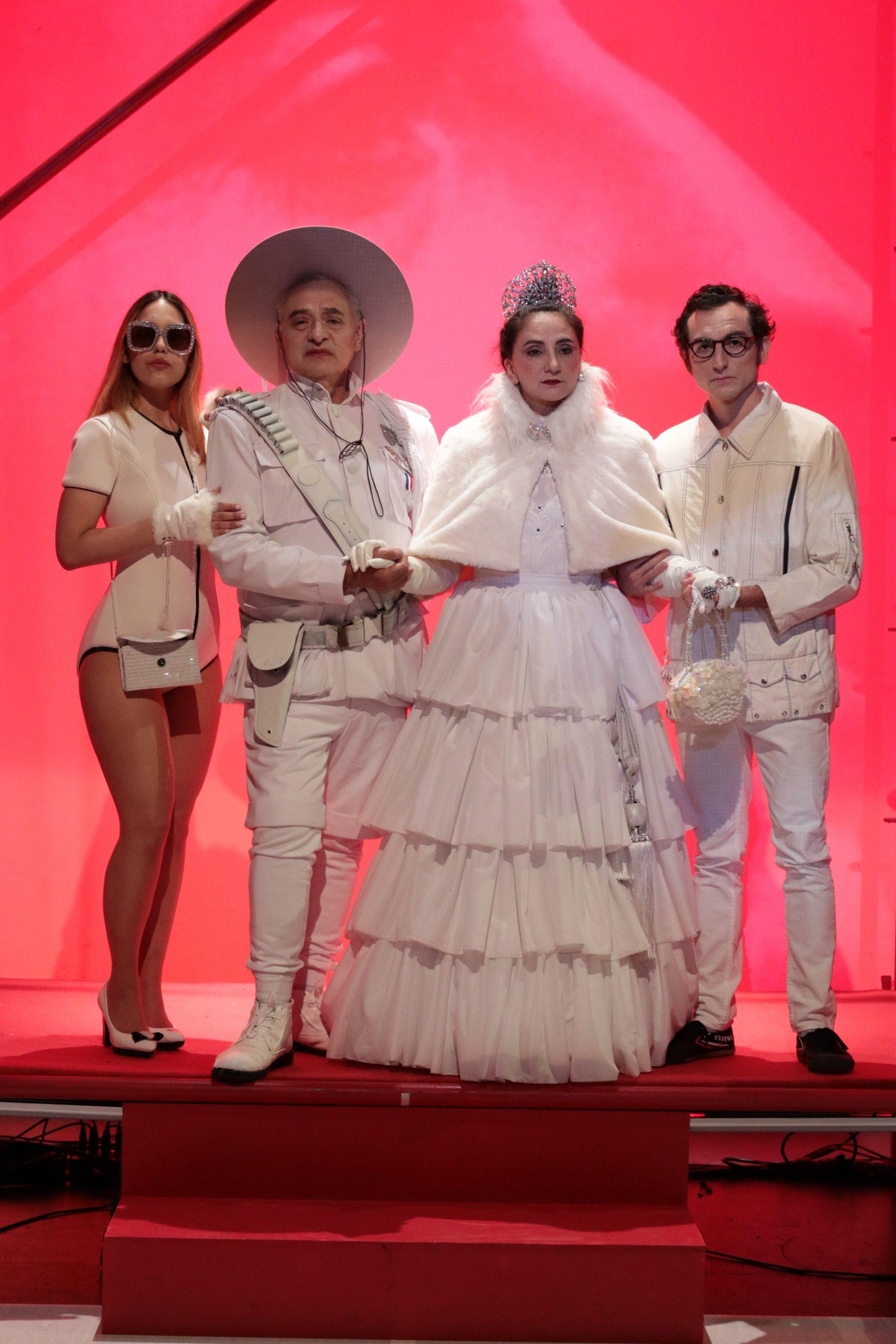 """Vuelve el clásico """"Los Invasores"""" de Egon Wolff con la mirada contemporánea de Teatro Sur"""