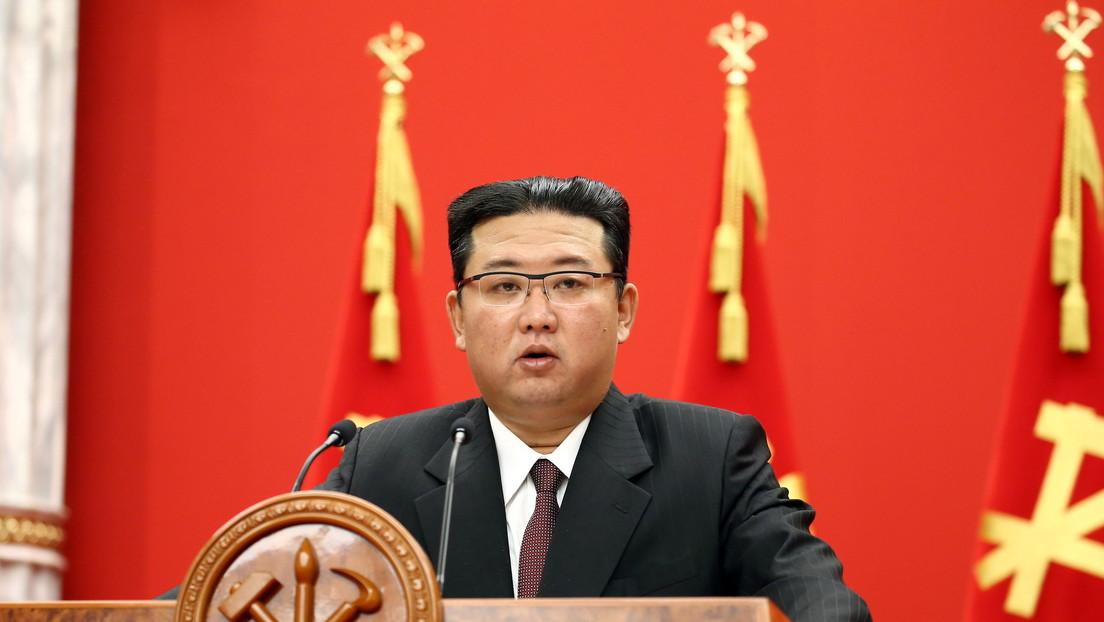 Kim Corea del Norte