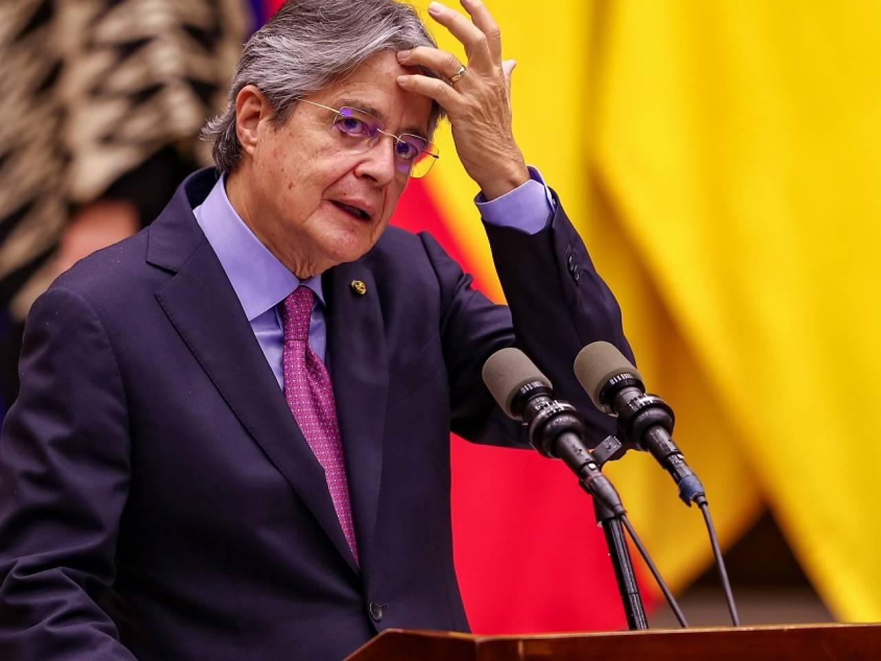 Ecuador: Fiscalía abrió investigación previa contra Lasso por defraudación tributaria
